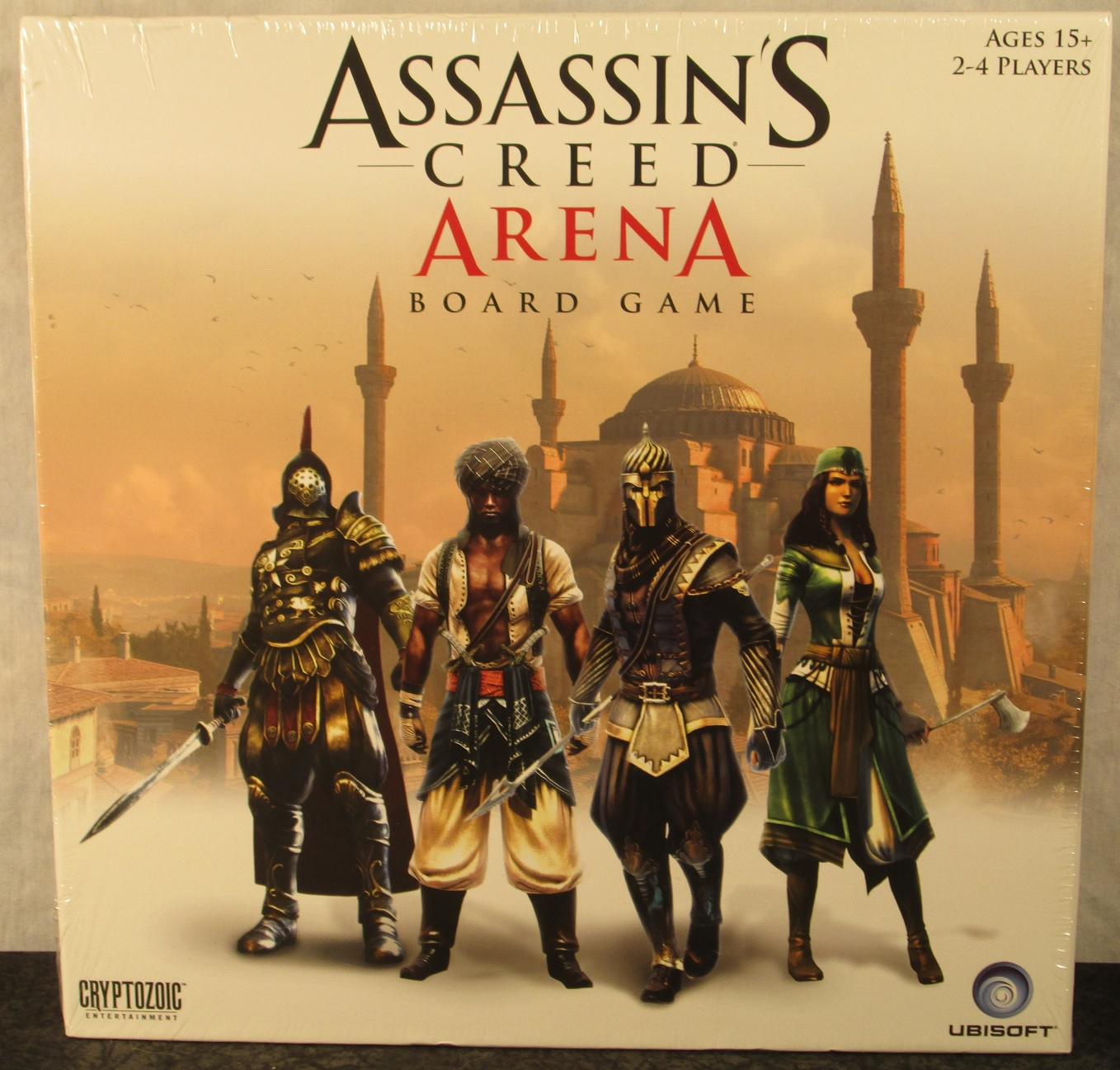 Cryptozoic - Assassin's Creed Arena Game #CRY-1695