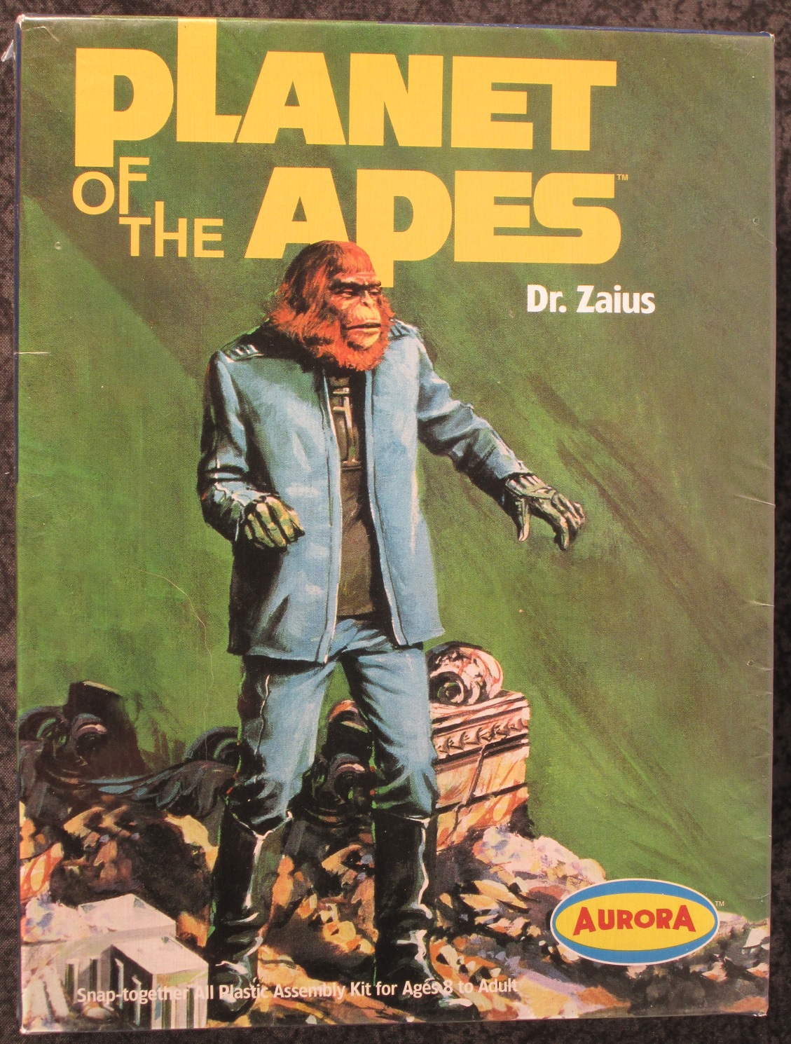 Aurora Planet Of The Apes Dr Zaius Aur 6805
