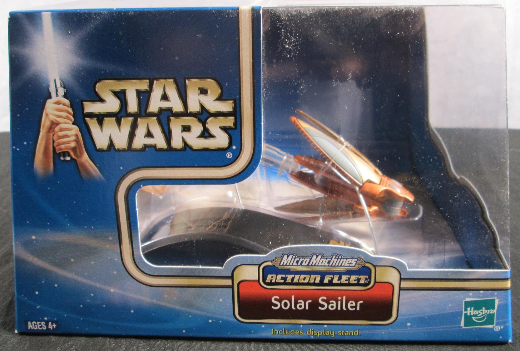 Star Wars Hasbro Micro Machines Action Fleet AT-TE 2002 Sealed