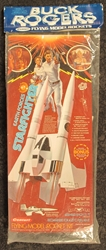 Centuri #5335 Earth Forces Starfighter Model Rocket Kit