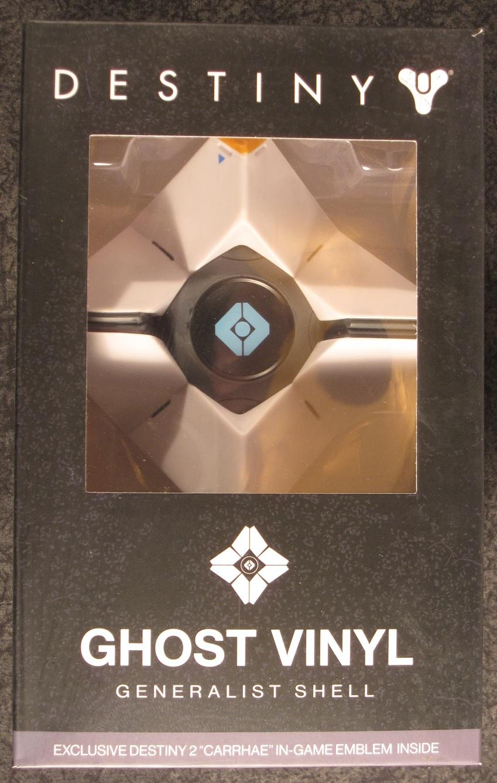 f7478bb1e93 ThreeZero - Destiny Generalist Ghost Shell Vinyl Figure  TZO-83815