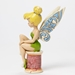 "Disney Jim Shore Tinkerbell ""Crafty Tink"" Figure - ENS-4045244"