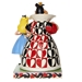 Disney Traditions Jim Shore Alice in Wonderland and Queen of Hearts Figure - ENS-6008069