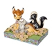 Disney Traditions Jim Shore Bambi and Friends Figure - ENS-6008318