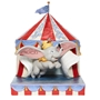 Disney Traditions Jim Shore Dumbo Flying out of Tent Figure
