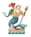 Disney Traditions Little Mermaid Ariel and King Triton Figure - ENS-4059730
