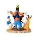 "Disney Traditions Mickey Fab Five ""The Gang is All Here"" Figure - ENS-4056752"