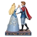 "Disney Traditions Sleeping Beauty Aurora and Prince Philip ""Swept Up in the Moment"" Figure - ENS-4059733"