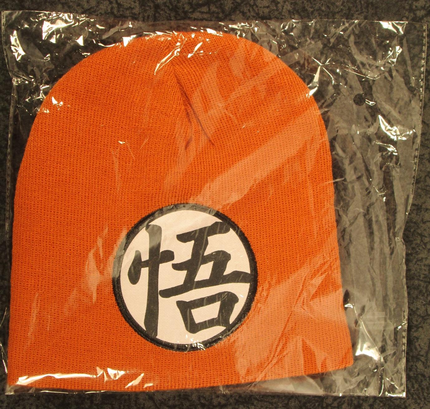 Great Eastern Dragon Ball Z Son Goku Symbol Beanie Hat