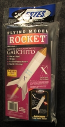 Estes #0809 1:55 scale Gauchito Flying Rocket Kit