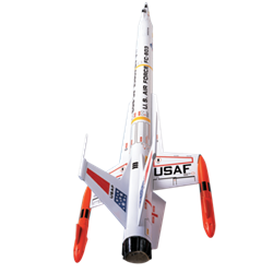 Flying Model Rockets