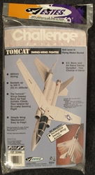 Estes #2086 U.S. Navy Tomcat Swing-Wing Fighter Flying Rocket Kit