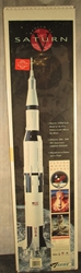 Estes #2157 30th Anniversary Saturn V Flying Rocket Kit