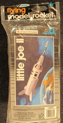 Estes #892 NASA 1:100 scale Little Joe II Flying Rocket Kit