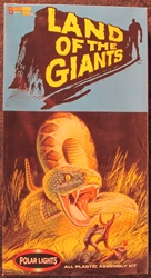 Land of the Giants Snake Attack