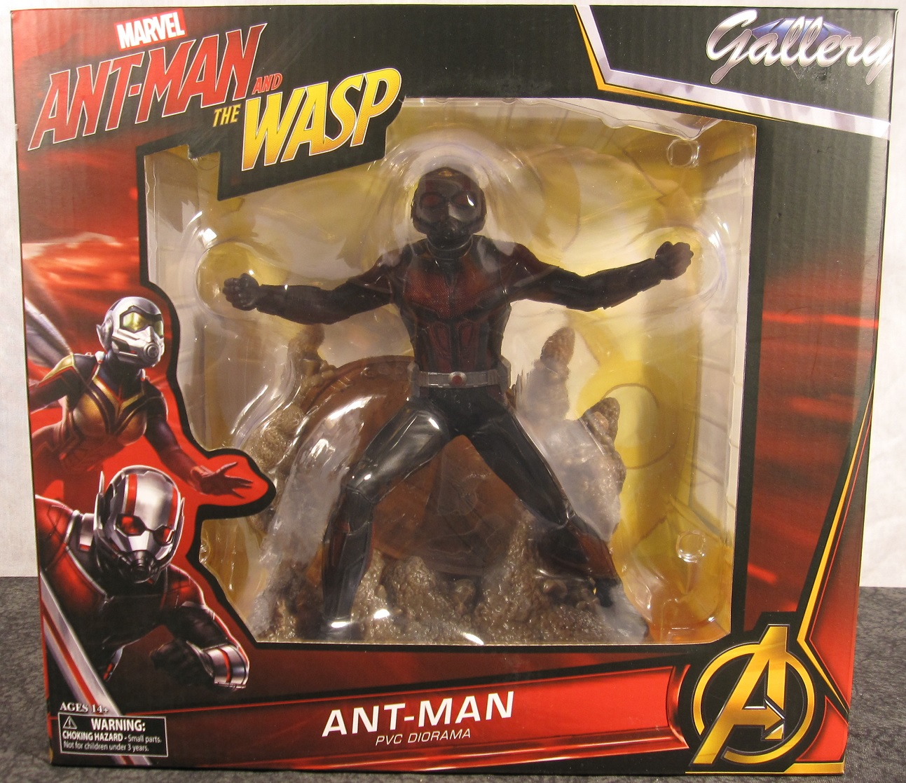 Marvel Gallery The Wasp Ant-man /& The Wasp