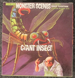 Monster Scenes 1:13 scale Giant Insect
