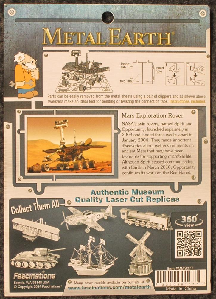 mars rover kit - photo #34
