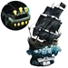 Pirates of the Carribean Dead Men Tell No Tells Master Craft Series Black Pearl Light-up Replica Statue - BKM-59518