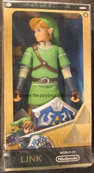 SDCC 2015 Exclusive Legend of Zelda: Skyward Sword Link 20-inch Figure