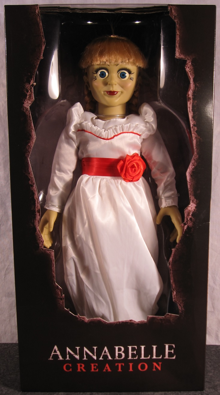 Mezco - The Conjuring Annabelle: Creation Prop Replica Doll