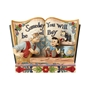 Disney Traditions Jim Shore Pinocchio Storybook Figure