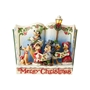 Disney Jim Shore Traditions Storybook Christmas Carol Figure