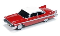 Christine 1:64 scale 1958 Plymouth Fury Die-Cast Vehicle