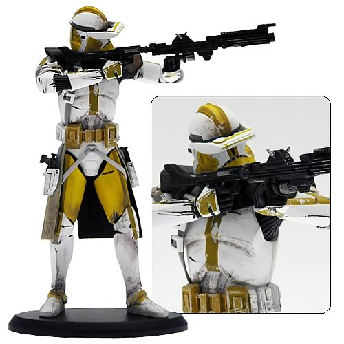 Star Wars Elite Collection Commander Bly Collectible Statue