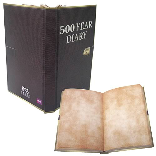 Doctor Who 500-Year Diary