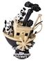 Disney Steamboat Willie Mickey Mouse D-Stage Statue