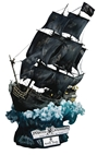 Pirates of the Carribean Dead Men Tell No Tells Master Craft Series Black Pearl Light-up Replica Statue