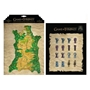 Game of Thrones Westeros Magnetic Map Set