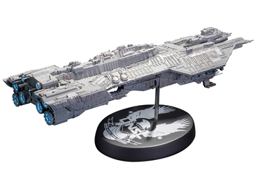 Halo UNSC Spirit of Fire Ship Replica Statue