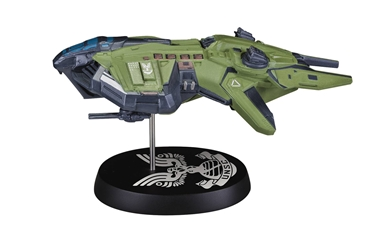 Halo UNSC Vulture Ship Replica Statue