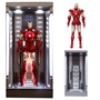 Iron Man 3 1:9 scale Hall of Armor Lighted Vignette