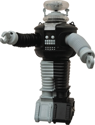 Lost in Space Antimatter B9 Electronic Robot Plastic Model
