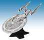 Star Trek Nemesis U.S.S. Enterprise NCC-1701-E Electronic Starship Plastic Model