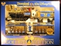 Disney Limited 50th Anniversary Golden Edition Walt Disney World Railroad Set