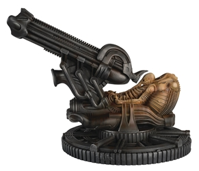 Alien Space Jockey Statue