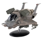 Battlestar Galactica Modern Heavy Raptor Die-Cast Vehicle #20