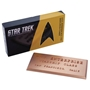 Star Trek U.S.S. Enterprise NCC-1701 Dedication Plaque Prop Replica
