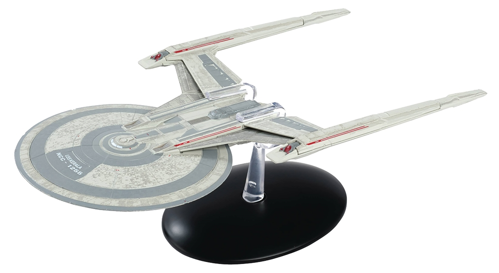 Eaglemoss Publications - Star Trek Discovery Starships