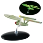 Star Trek Starships U.S.S. Defiant Glow-In-The-Dark Interphase w/ Special Edition #6 Magazine