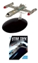 Star Trek Starships NX-Alpha Prototype w/ #84 Magazine