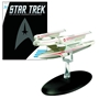 Star Trek Starships Oberth Class Starship w/ #36 Magazine