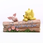 "Disney Traditions Winnie The Pooh and Piglet ""Truncated Conversation"" Statue"