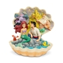 "Disney Traditions Jim Shore's Little Mermaid ""Seashell Scenario"" Statue"