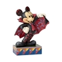 "Disney Mickey Mouse ""Colorful Count"" Vampire Statue"