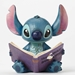 "Disney Traditions Stitch ""Finding a Family"" Figure - ENS-4048658"